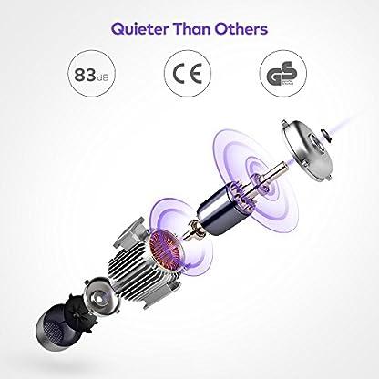 Standmixer-VAVA-Smoothiemaker-1000W-15-L-Glasbehlter-Blender-Mixer-6-Fach-Edelstahlmesser-BPA-frei-Power-Mixer-Zerkleinerer-Ice-Crusher-Edelstahl-SchwarzSilber