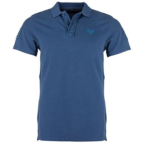 Blend Herren Poloshirt 20700273 Ensign Blue