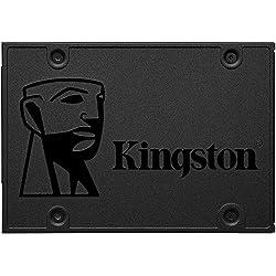 """Kingston - SA400S37/120G - SSD Interne A400 2.5"""" (120Go)"""