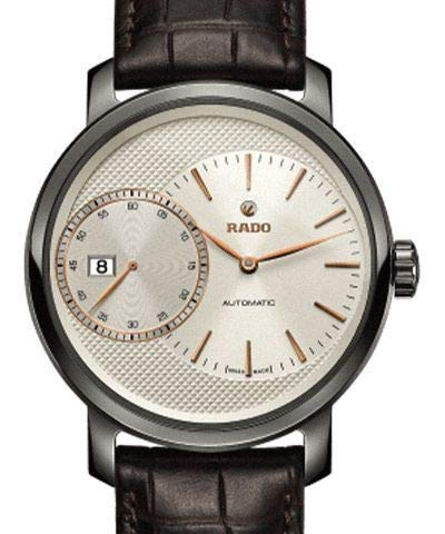 Rado DiaMaster Automatic Grande Seconde R14129116
