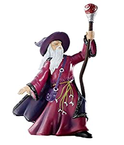 75602 - BULLYLAND - Figurine Magicien Elarion