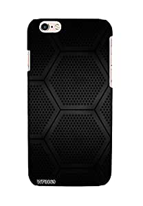 Black Hexagon case for Apple iPhone 6 / 6s