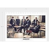 BTS Kalender 2019