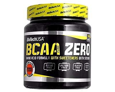 Bio Tech USA BCAA Zero Supplement, 360 g, Cola by BioTechUSA