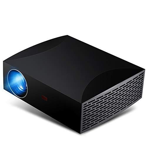 HEWE Mini-Projektor, Full-HD-Projektor F30UP, 1920X1080p, Android 6.0 (2G + 16G) WiFi, Mini LED-Projektor Für Heimkino, Unterstützung 4K Video Beamer
