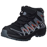Salomon Kids XA Pro 3D MID CSWP K, Hiking Shoes, Waterproof