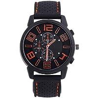 Grande orologio digitale casual uomo moda GT silicone auto cinturino uomo sport orologio con diverso stile vestito
