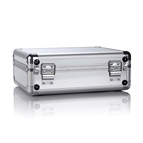 Crazepony-UK Custodia di trasporto impermeabile Custodia anti-shock per Box Hard-shell per DJI Mavic Pro FPV Drone Quadcopter Nero (Silver) Silver