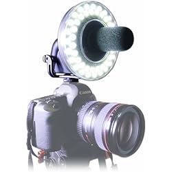 Rotolight RL48-SL-KIT - Kit de sonido e iluminación para cámaras réflex y videocámaras