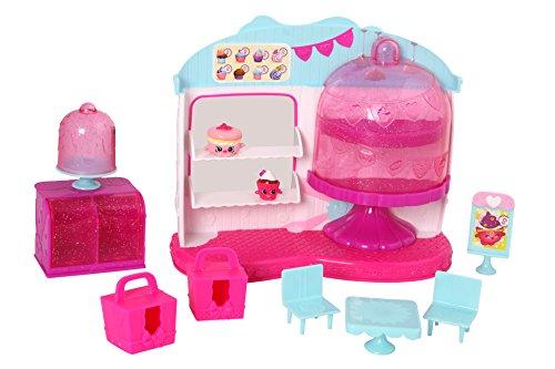 Shopkins 70080001 - Season 4 Puppe, Cupcake Queen Cafe