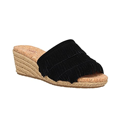 UGG Australia Borwn Wedge Sandals by UGG