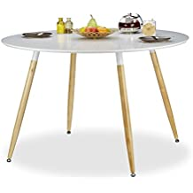 Grande Table Ronde 8 Personnes