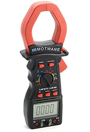 Motwane DCM49A Multifunction Clamp Meter