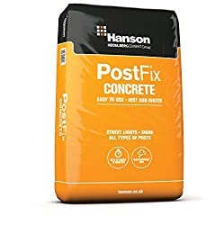 Hanson Cement Post Fix 20Kg Bag