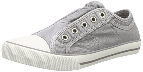 s.Oliver 24635 Damen Sneakers Grau (GREY 200)