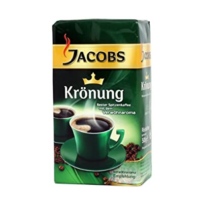 Jacobs Krönung Aroma Ground Coffee 12x500 gr. by Kraftfoods