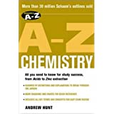Schaum's A-Z Chemistry by Andrew Hunt (2003-08-07)
