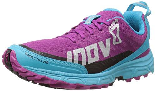 Inov-8 Race Ultra 290 W Scarpa trail running viola blu