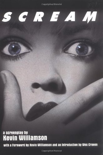 Click for larger image of Scream: a Screenplay