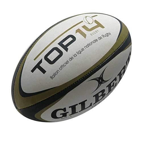 GILBERT Top 14 Mini Rugby Ball