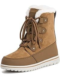Y es Marrón Mujer Complementos Botas Zapatos Amazon Para 4RYqP7 30fcf2b2ec6