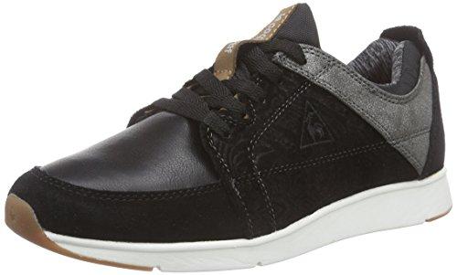Le Coq SportifFLORE LOW-153 - Sneaker donna , Nero (Nero (nero)), 40
