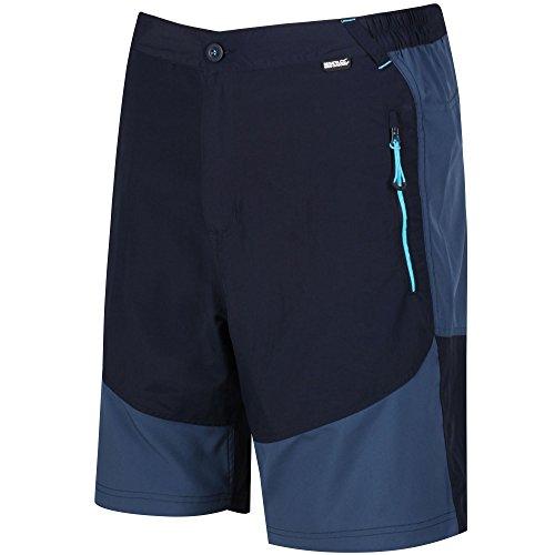Regatta Men's Sungari Lightweight Water Repellent Uv Protection Active Hiking Shorts