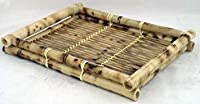 Bamboo Tray For Tea Sets and Sake Sets LG by Asian Home