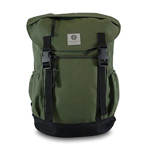 Ridge bake Otone Zaino, Green (multicolore) - 1-133-PO