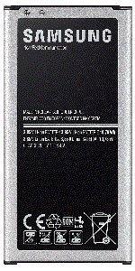 Samsung–Batteria originale Samsung EB-BG900BBE per GALAXY S5–NFC 2.800mAh.