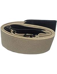 Coomir Cinturón elástico sin Hebilla Sin Hebilla Cinturón elástico para ... 69d13f9e651c