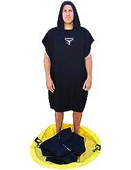 Frostfire - Albornoz para cambiarse de ropa