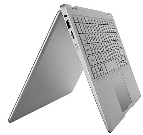 KIANO Elegance 13.3 360, Notebook, Computer portatile, Portatile, Notebook, Intel Celeron N3350, 4 GB DDR3, 64 GB eMMC, dysk SSD do 128 GB, mini HDMI, USB 3.0, Micro SD, Mini Jack