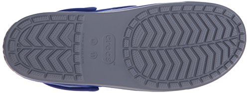 Crocs Citilane Clog, Sabots Mixte Adulte Bleu (Cerulean Blue/Charcoal)