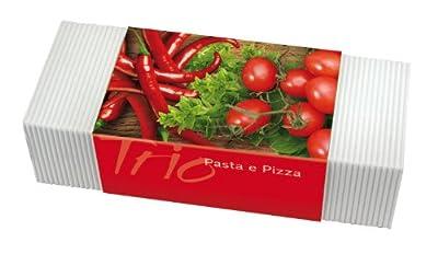 Pflanzset 'Trio Pasta und Pizza' von Bull + Bear bei Du und dein Garten