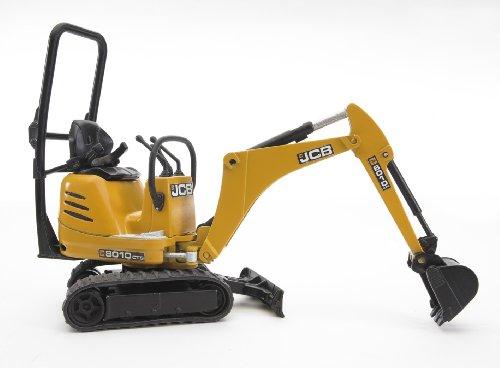 Imagen principal de Bruder 62003 Jcb Htd-5 - Excavadora de juguete