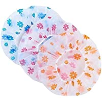 BUYMANIA® Blue Baby Shower Cap up to 1-5 Year Baby Adjustable Shower Cap Kids Shower Cap Adjustable Safe Soft Bathing…