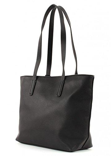 Esprit Wendy Shopper Tasche 32 cm Schwarz