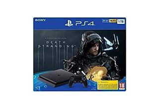 PlayStation 4 Consola de 1 TB + Death Stranding (PS4) (B07ZDQN67S)   Amazon price tracker / tracking, Amazon price history charts, Amazon price watches, Amazon price drop alerts