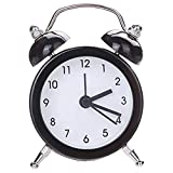 Réveil numérique, Mini Bluetooth Fonction Audio Haut-Parleur 4.2 Protocole Carte MP3 Écran Miroir Alarme Radio FM Paramètres d'alarme sans Fil QN-49