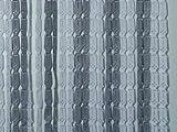 Arisol Lamellen-Vorhang Kunststoff Breite x Höhe(cm)->100 x 220 Farbe->grau/weiß