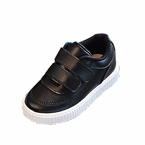 Chaussures Bébé Binggong Mode Enfants Filles Garçons Sport Solide Sneaker Bébé Chaussures Décontractées