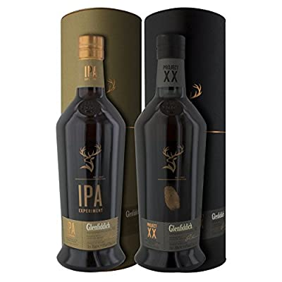 Glenfiddich Project XX + IPA Experiment