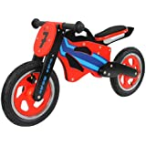 The Duke Wooden Motorbike Balance Bike