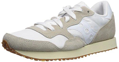 Saucony DXN Trainer Vintage, Zapatillas de Cross para Mujer, Blanco (W