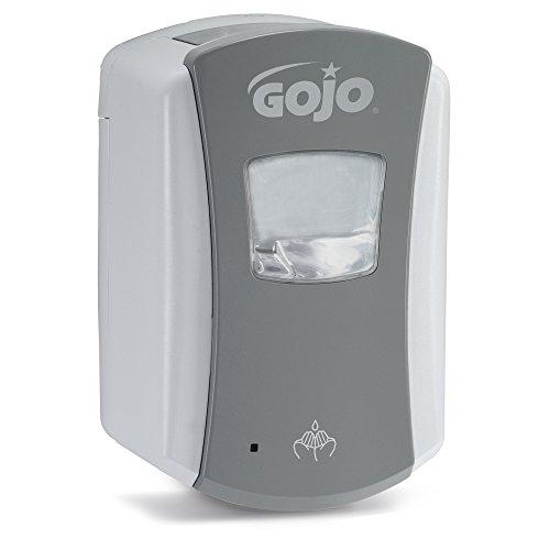 gojo-1384-04-ltx-7-beruhrungsloser-schaumseifenspender-grau-weiss