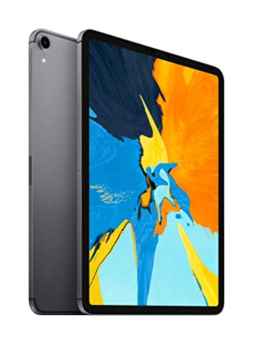 Apple iPad Pro - Tablet de 11' (1 TB con Wi-Fi + Cellular) gris espacial
