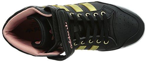 adidas - Centenia Hi W, Stivaletti Donna Noir (Noir1/Orm T/Stroes)