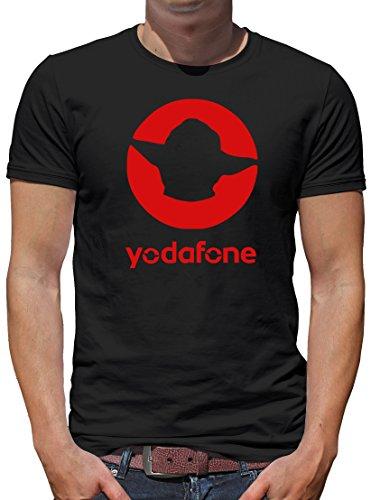 TLM Yodafone T-Shirt Herren XL (Kostüm Boba Details Fett)