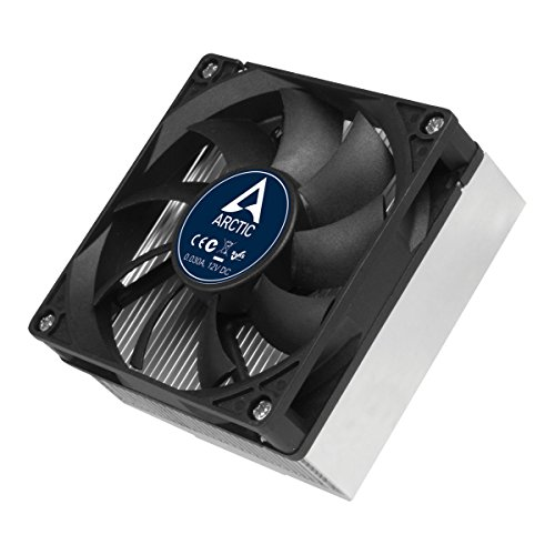 ARCTIC Alpine M1 - Flüsterleiser CPU Kühler für AMD Sockel AM1 - Prozessorkühler - Einfache Installation und Lange Lebensdauer